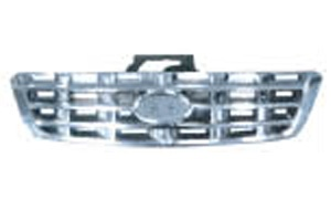 ACCENT'03-'05 GRILLE(CHROME)