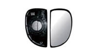 ACCENT'03-'05 MIRROR GLASS(ELECTRIC)