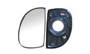 ACCENT'03-'05 MIRROR GLASS(MANUAL)