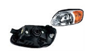 ACCENT'03-'05 HEAD LAMP(ELECTRIC)