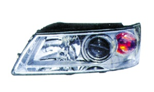 SONATA'04 HEAD LAMP(CHROME)