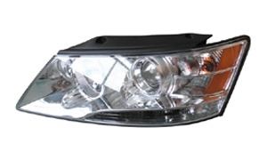 SONATA'08 HEAD LAMP(YELLOW)