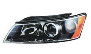 SONATA'04 HEAD LAMP(YELLOW LENS)