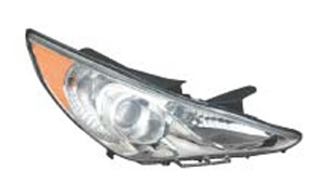 SONATA'11 HEAD LAMP(YELLOW)