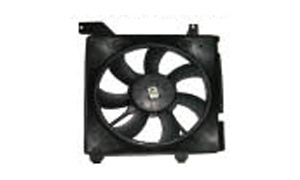 ELANTRA'02-'03 COOLING FAN ASSY