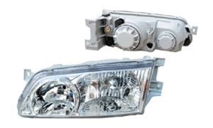 H1'98-'00/STARLES HEAD LAMP(ELECTRIC)