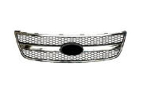 H1/STAREX '08 GRILLE(CHROME)