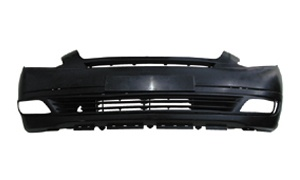 H1/STAREX '08 FRONT BUMPER(W/ HOLE)
