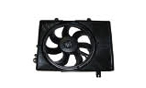 GETZ '02-'05 COOLING FAN ASSY
