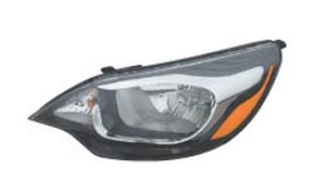 RIO \'11 SEDAN HEAD LAMP(YELLOW)