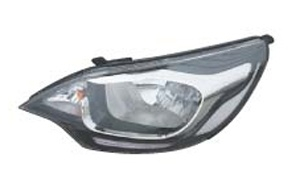 RIO \'11 SEDAN HEAD LAMP(LED)