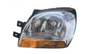 SPORTAGE'05 HEAD LAMP(YELLOW)