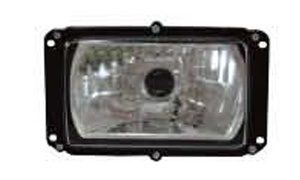 KAMAZ HEAD LAMP(Crystal)