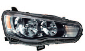 OUTLANDER'10 HEAD LAMP