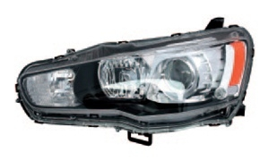 LANCER EVO'10 HEAD LAMP
