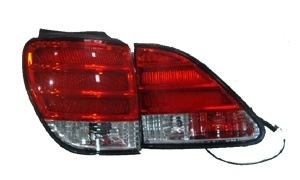 LEXUS RX300 '99-'02 LED TAIL LAMP(RED/WHITE)