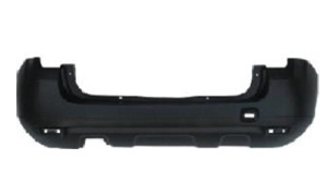 DUSTER'08-12 REAR BUMPER