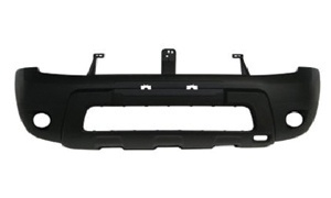 DUSTER'08-12 FRONT BUMPER(W/S HOLE)