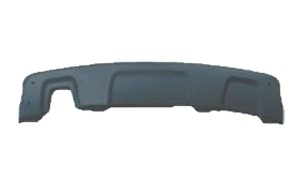DUSTER'08-12 REAR BUMPER LOWER PLATE