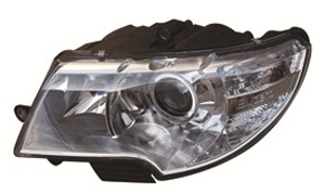 SUPERB'08 HEAD LAMP