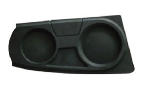 NUOVO STRALIS '07 AD-AT COVER FOG LAMP BUMPER BEZEL