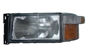 SCANIA 4 SERIES R/P TRUCK HEAD LAMP WITH CORNER LAMP