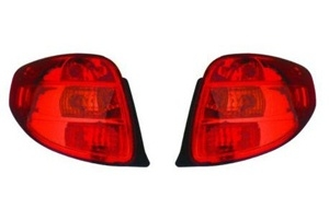 SX4'07 TAIL LAMP hatchback