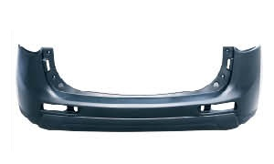 OUTLANDER '13 REAR BUMPER