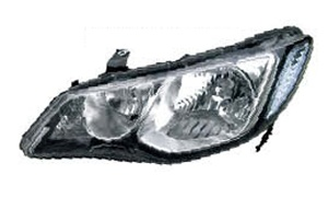 CIVIC '05 HEAD LAMP WITH