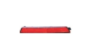 M6'08-'09 REAR BUMPER REFLECTOR