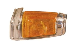 PICK-UP 720 '83-'85 CORNER LAMP CHROMED