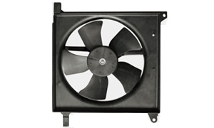 DAEWOO CIELO'95 RADIATOR FAN