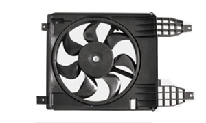 DAEWOO NEW AVEO'08- RADIATOR FAN