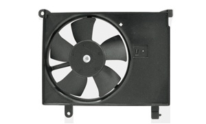 DAEWOO LANOS'98-'01 RADIATOR FAN
