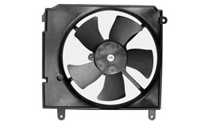 DAEWOO LANOS'98-'91 RADIATOR FAN