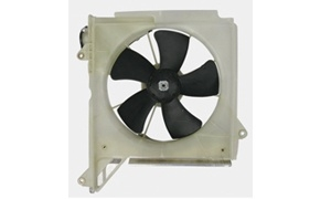 VIOS'03- RADIATOR FAN