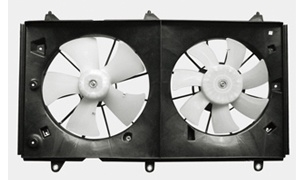 ACCORD'03-'04 RADIATOR FAN(2.4)