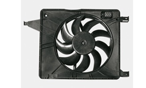 QASHIQAI RADIATOR FAN