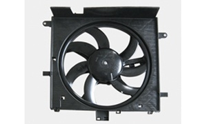 MARCH RADIATOR FAN