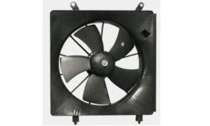 CRV'02-'06 RADIATOR FAN
