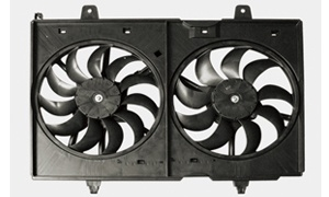 SYLPHY RADIATOR FAN