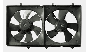 LANCER'03-'07 RADIATOR FAN(2.0L)