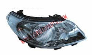 POINTER/GOL'09 HEAD LAMP(CHROMED)TWIN BEAM