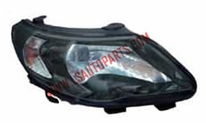 POINTER/GOL'08  HEAD LAMP(BLACK)