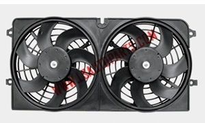 SAIL RADIATOR FAN