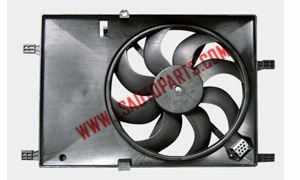NEW SAIL RADIATOR FAN