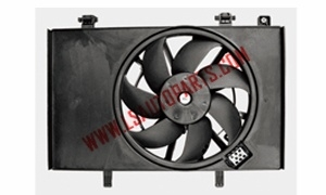 FIESTA RADIATOR FAN