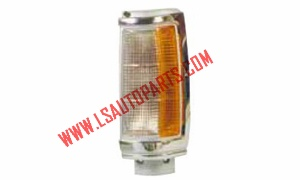 L200'87 CORNER LAMP CHROEMD