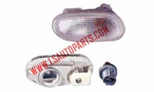 L200'95 SIDE LAMP WHITE
