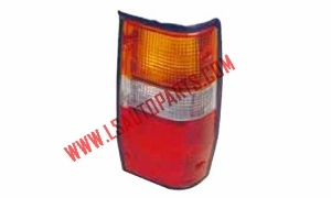 L200'87 TAIL LAMP BLACK